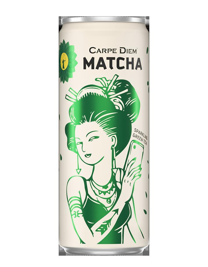 Carpe Diem Matcha